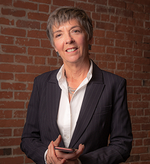 Kathy Brunjes, VP, Sales & Marketing